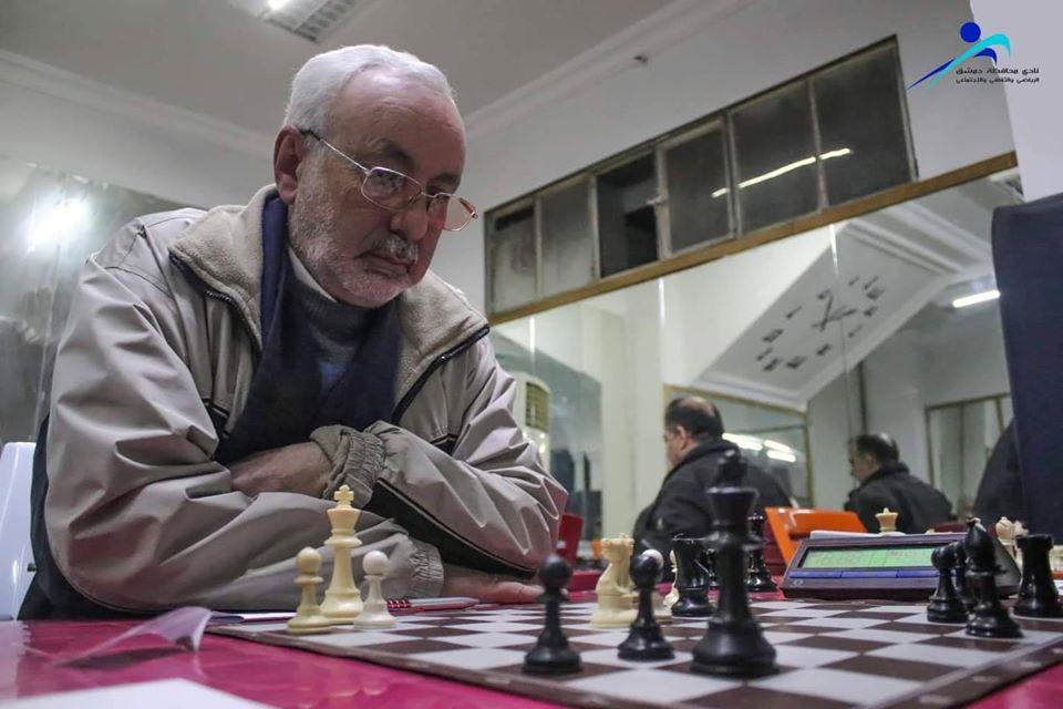 بطولة تمهيدي الشطرنج