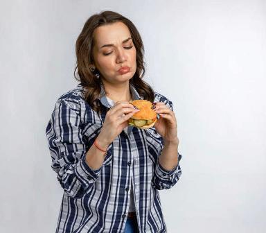 الهوس من زيادة الوزن يقود إلى الشره المرضي العصبي