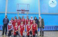 ناشئات النادي بكرة السلة تخسر امام الثورة