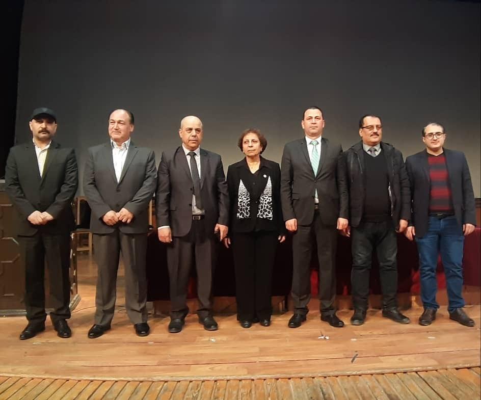 العزب ينال أعلى الأصوات في انتخابات فرع الهلال الأحمر بريف دمشق