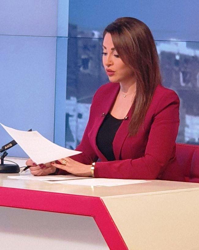 ليمونة صالح: أمارس رياضة السباحة وأشجع تشرين والأرجنتين..