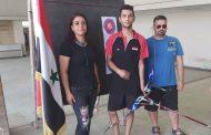 الشيخاني بطل الملتقى العربي