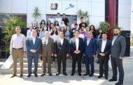 نادي محافظة دمشق يحتفي بالمتفوقين