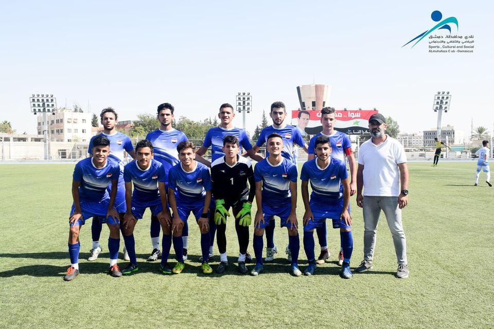 المحافظة يتجاوز النواعير في أولى جولات ذهاب الدوري الممتاز للشباب بكرة القدم