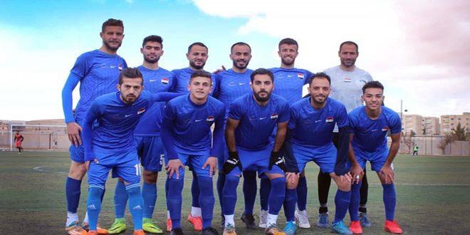 بفوزه على النبك… فريق المحافظة يواصل صدارته في دوري الدرجة الأولى لكرة القدم