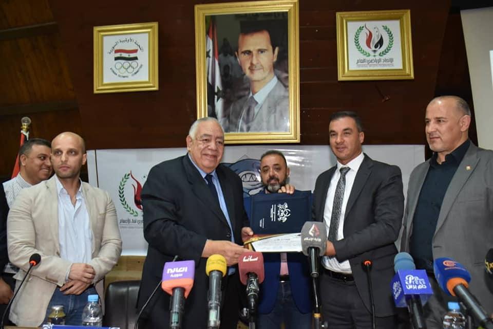 سورية تستضيف البطولة العربية لبناء الأجسام رسمياً