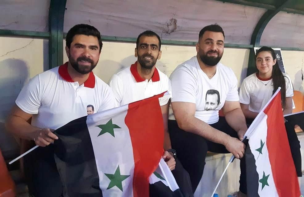 تعرفوا على قائمة اللاعبين السوريين المتأهلين إلى أولمبياد طوكيو حتى الآن