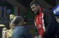 محمد مليس يحرز برونزية أسيا بالملاكمة ويتأهل مع اللاعبين علاء وأحمد غصون إلى بطولة العالم