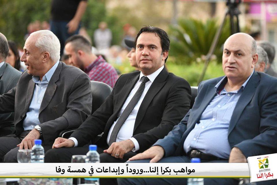 (همسة وفا) لأبطال الجيش العربي السوري من بكرا إلنا