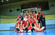 ناشئاتنا تتوجن ببطولة غرب آسيا لكرة السلة بفوز مثير على اللبنانيات