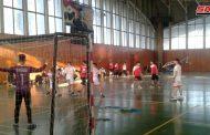 تواصل منافسات بطولة كرة اليد للناشئين باللاذقية