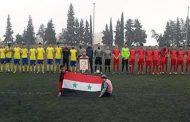 فوز عمال حماة على الشرطة في دوري الدرجة الأولى بكرة القدم للشباب