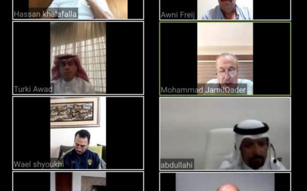 إطلاق ميثاق الشرف الاعلامي وتعزيز العلاقات المشتركة في الاجتماع الثاني للجنة التنفيذية للاتحاد العربي للصحافة الرياضية
