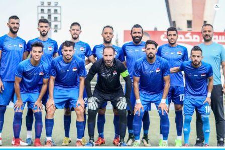 الخروج من المنافسة لن يوقف فريق الرجال لكرة القدم عن تصميمه للعودة الى الدوري الممتاز في الموسم القادم
