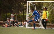 روان الشرقي لاعبة المحافظة بمنتخب سورية للناشئات بكرة القدم