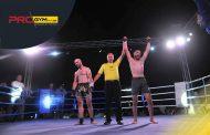 اتحاد الكيك بوكسينغ يكشف عن مسابقاته وبطولة التحدي الدولية الثانية
