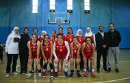 سيدات المحافظة بكرة السلة تتفوق على جرمانا بدوري الثانية