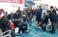 تحطيم رقم سوري جديد برفعة الصدر في بطولة بروجيم للقوة البدنية