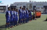 تعادل سلبي لشباب المحافظة مع الوحدة بكرة القدم