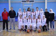 سيدات المحافظة بكرة السلة تتفوق على جرمانا بدوري  الثانية بفارق ٨ا نقطة