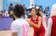 شبلات نادي المحافظة بكرة السلة يفزن على بردى